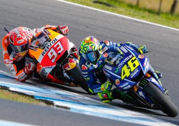 MotoGP 2017. Rossi: Se questo è il gioco, io sono pronto
