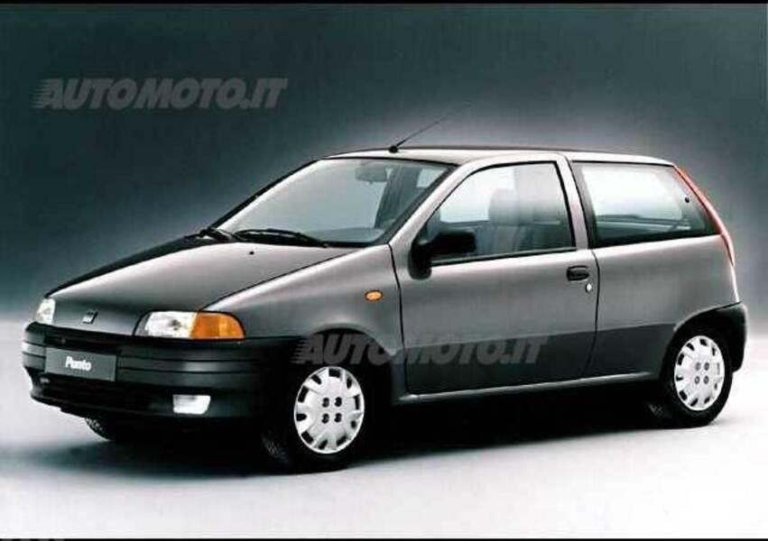 Fiat Punto 55 cat 3 porte SX