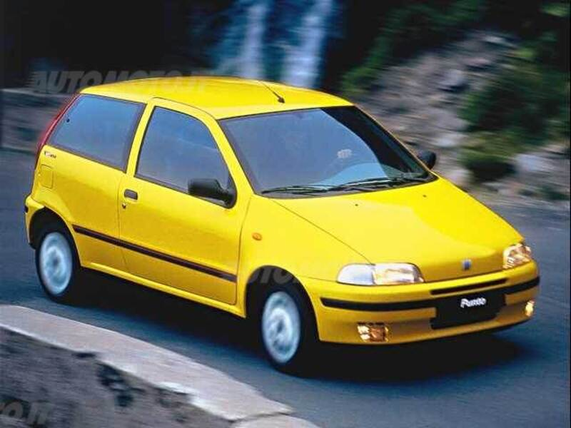 Fiat Punto 55 cat 3 porte Team