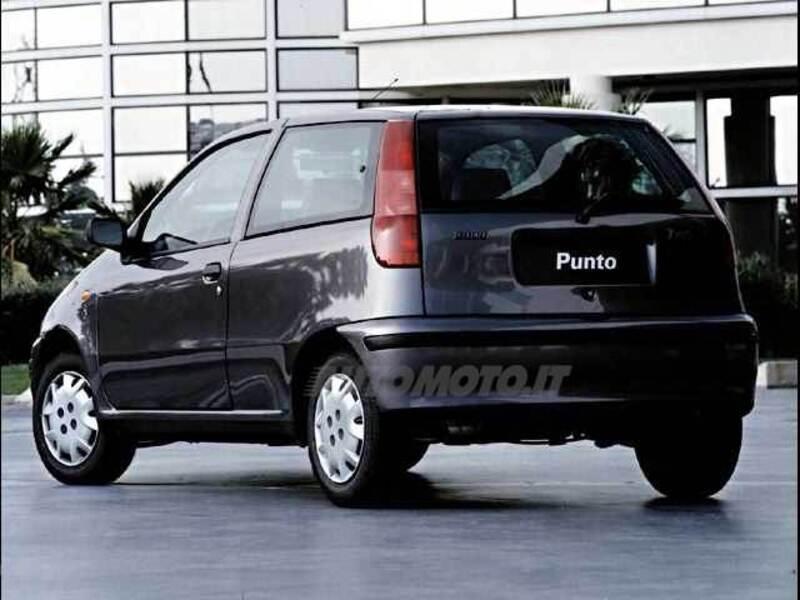 Fiat Punto 60 cat 3 porte Selecta