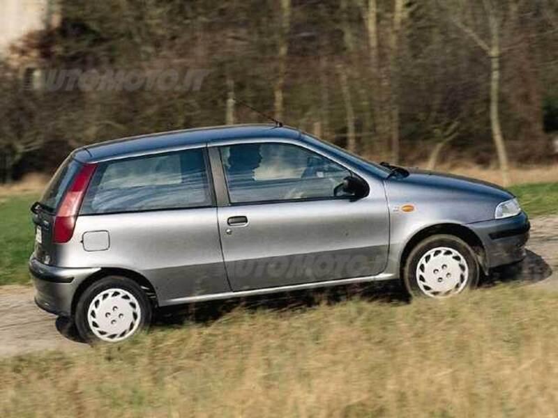 Fiat Punto 75 cat 3 porte ELX