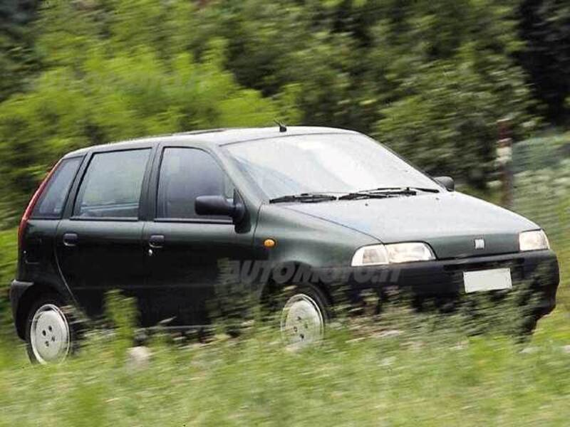 Fiat Punto 75 cat 5 porte HSD