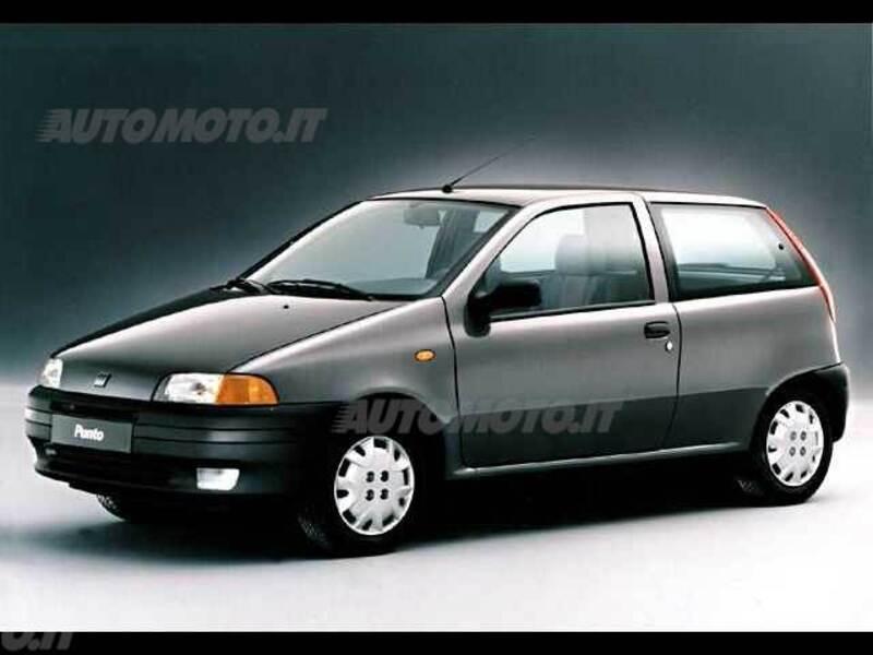 Fiat Punto 85 16V cat 3 porte SX
