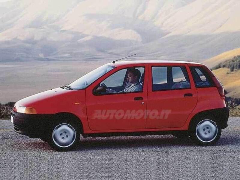 Fiat Punto 1.7 diesel 5 porte S