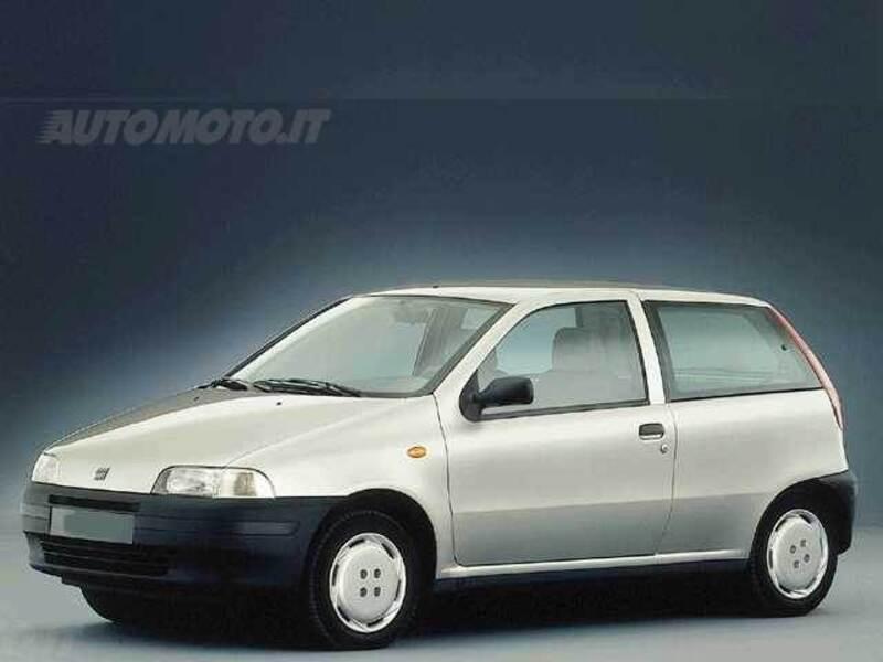 Fiat Punto turbodiesel 3 porte SX