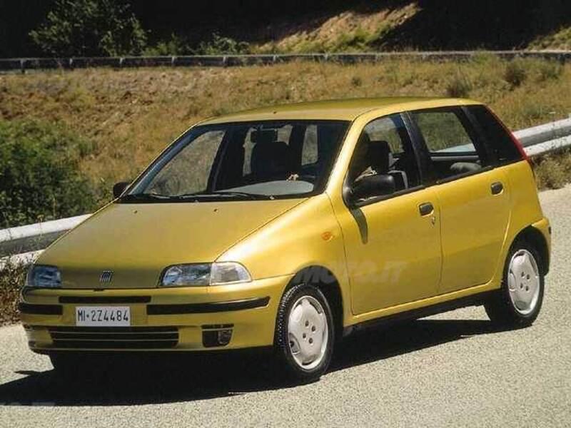 Fiat Punto turbodiesel 5 porte ELX