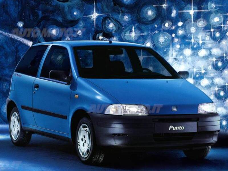 Fiat Punto TD 60 cat 3 porte Star
