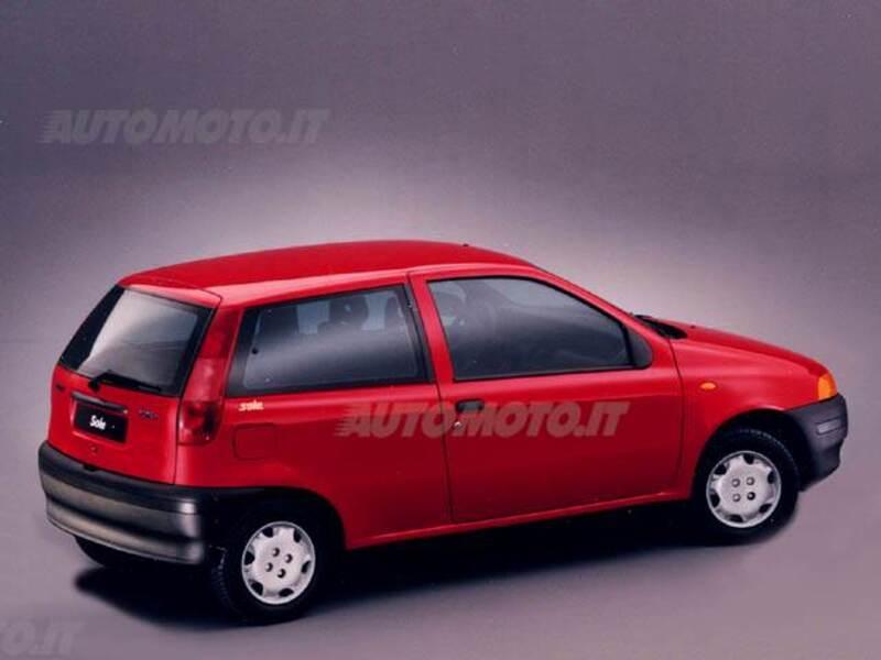 Fiat Punto TD 60 cat 3 porte Sole