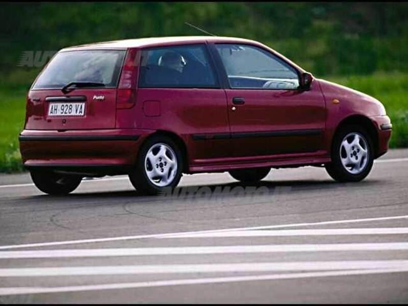 Fiat Punto turbo cat 3 porte GT