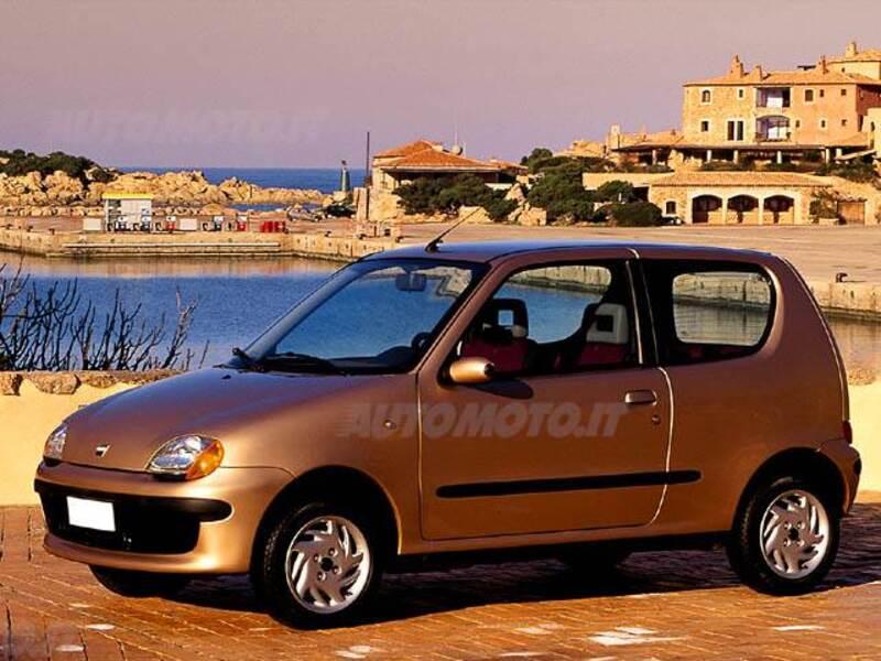 AutoUncle's valuation - Fiat Seicento 1.1i cat Clima ...