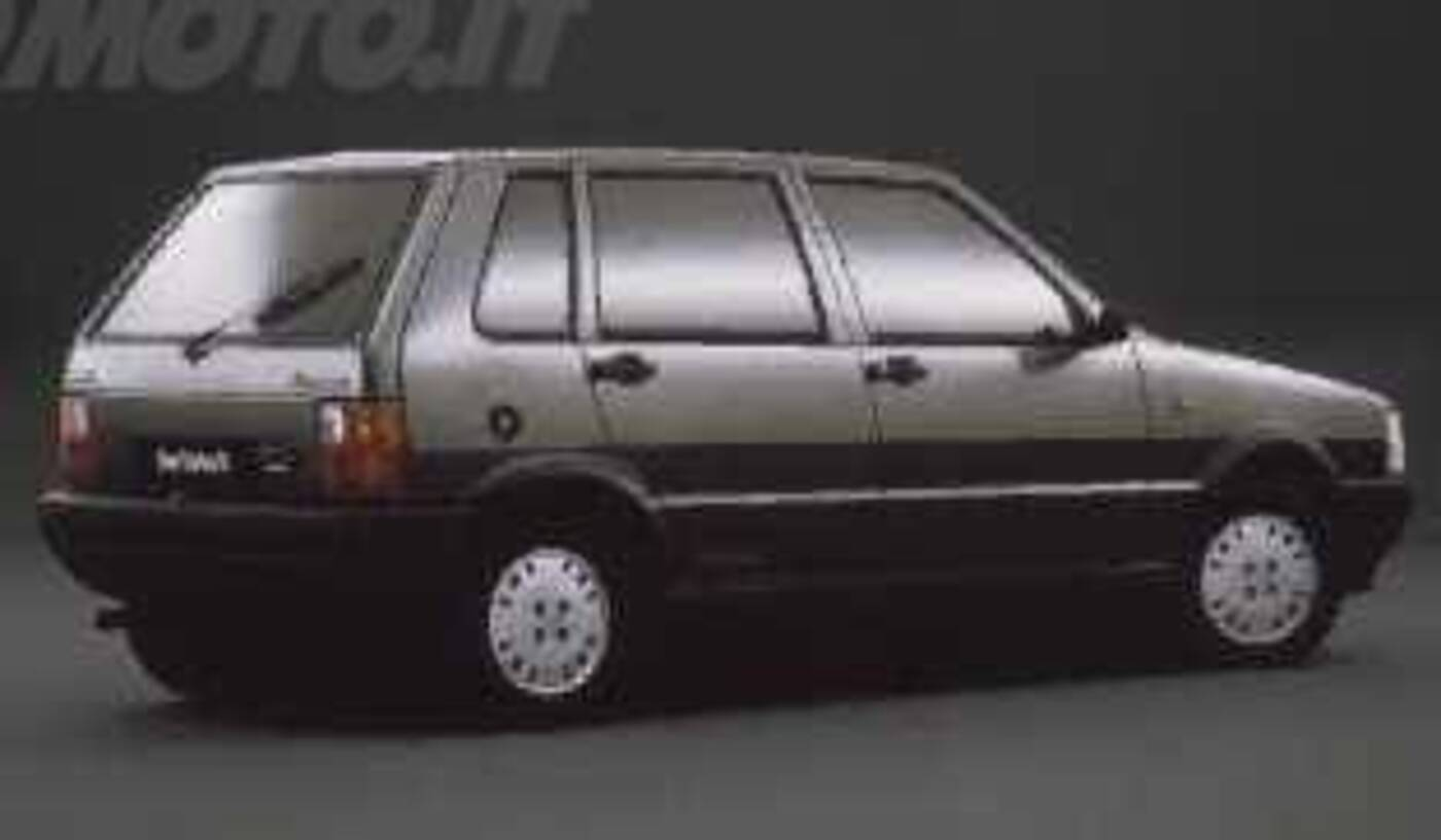 Fiat Uno 70 Turbodiesel 5 Porte 05 1986 09 1989 Prezzo E