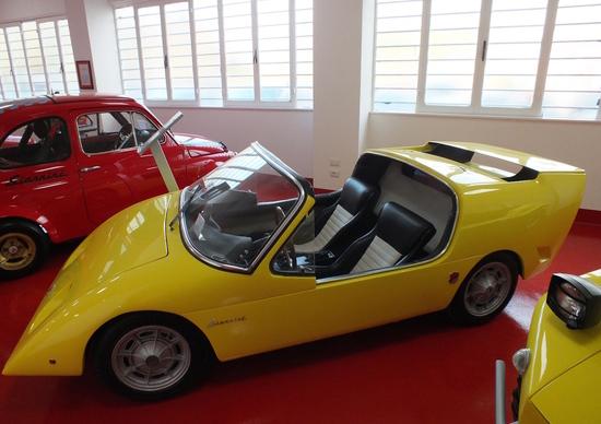 Festa Giannini: a Vallelunga anche il prototipo Sirio