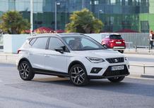 Seat Arona, la B-SUV che sfida Renault Captur e Peugeot 2008 | Video Primo test
