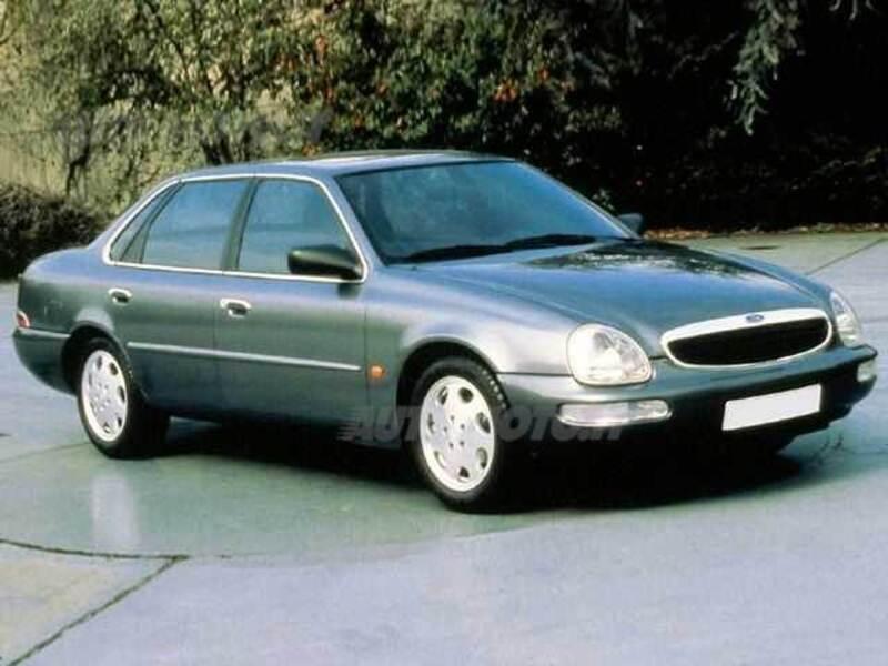 Ford Scorpio 2.5 turbodiesel 4 porte Ghia