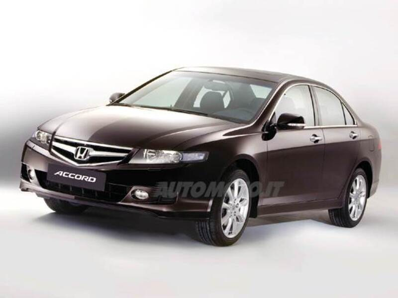 Honda Accord (2003-08)