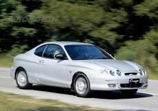 Hyundai Coupe (1996-02)