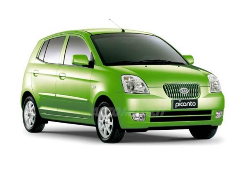 Catalogo di ricambi auto per KIA Picanto I (SA) 1.1 65 CV
