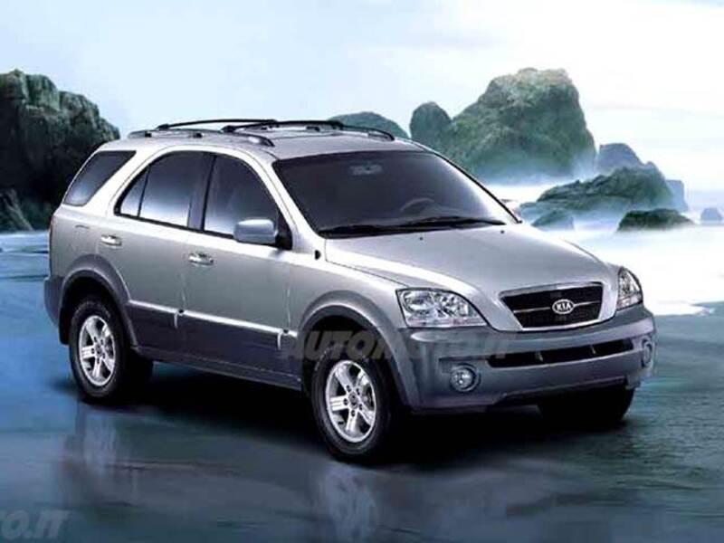 Kia Sorento 2.5 16V CRDI 4WD Active Class