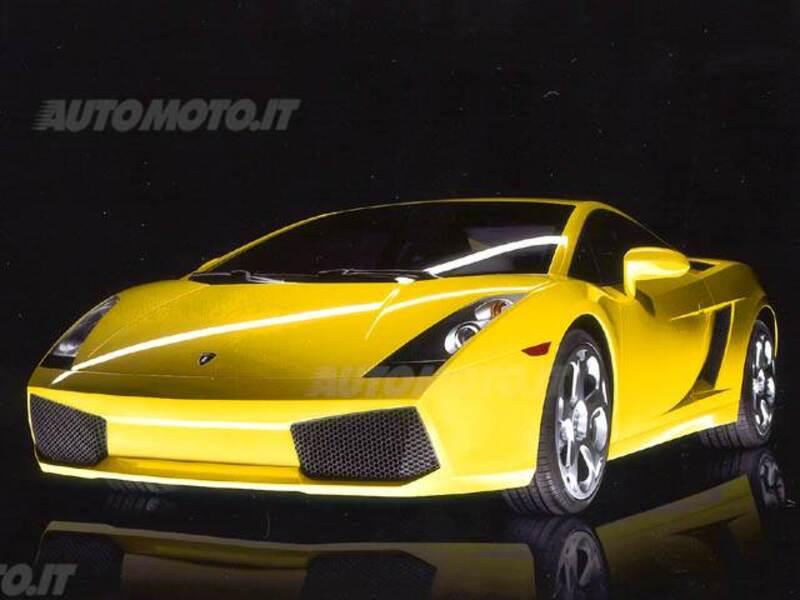 Lamborghini Gallardo Coupé 5.0 V10 Coupé