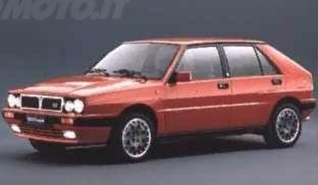 lancia delta turbo hf integrale (11/1987 - 05/1989): prezzo e scheda