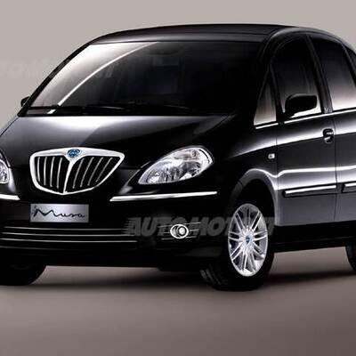 Lancia musa 1 4 16v euro 5 s s diva 07 2010 02 2011 prezzo e scheda tecnica - Lancia y diva 2010 scheda tecnica ...