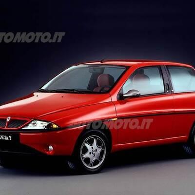 Lancia y 16v cat elefantino rosso 01 2000 10 2000 prezzo e scheda tecnica - Lancia y diva scheda tecnica ...