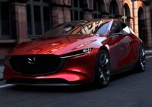 Mazda Kai Concept, assaggi di nuova Mazda 3