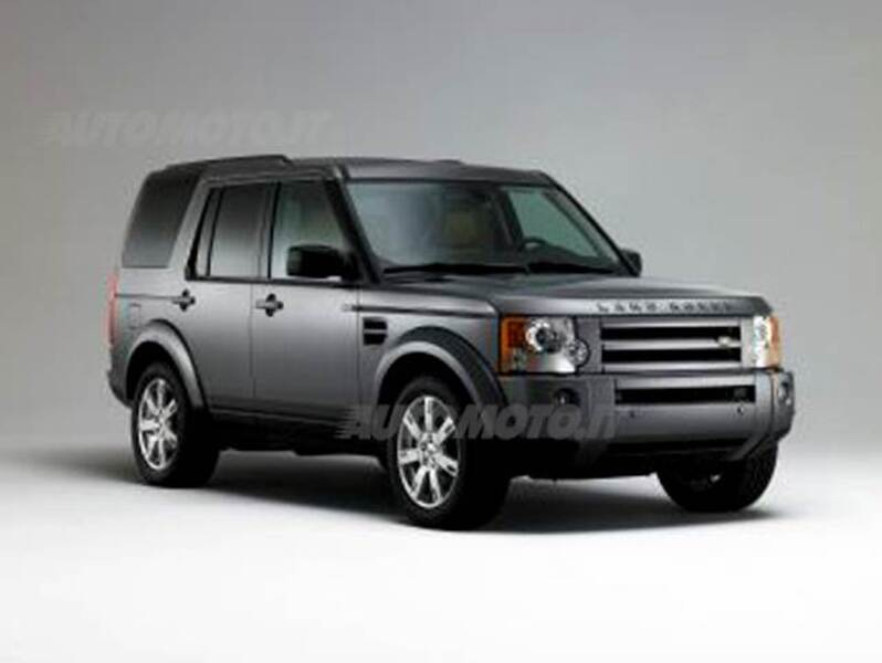Land Rover Discovery (2004-09)