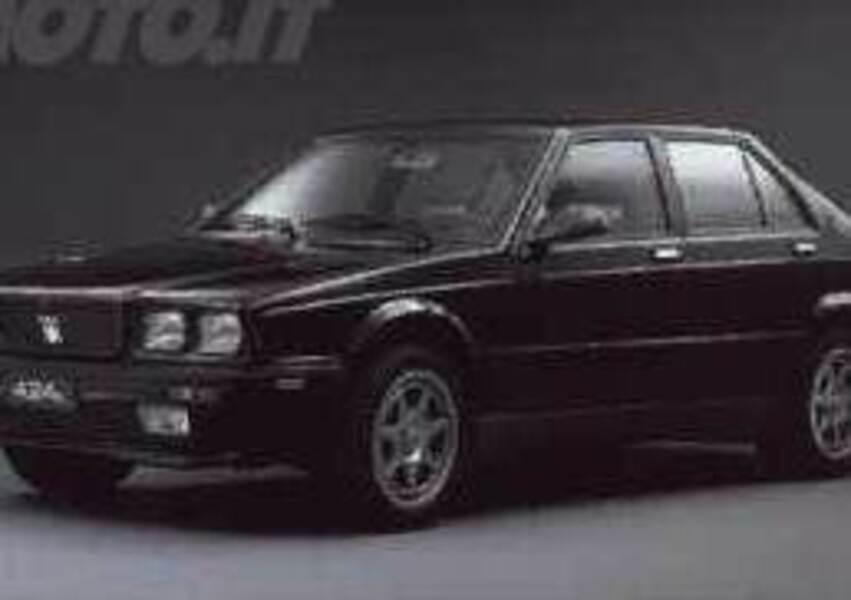 Maserati Biturbo 420 (03/1985 - 05/1988): prezzo e scheda ...