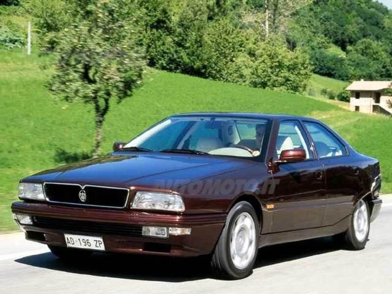 Maserati Quattroporte 2.0 cat (09/1994 - 12/1998): prezzo ...