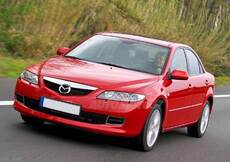Mazda Mazda6 (2002-08)