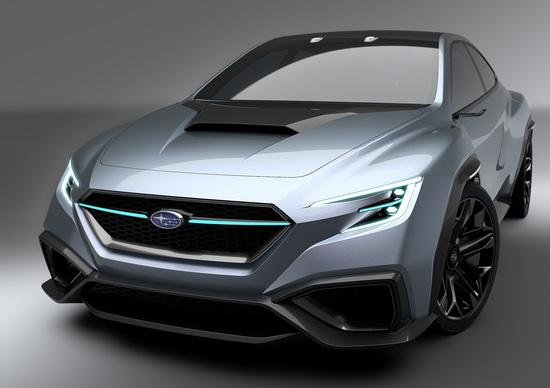 Subaru Viziv Performance, la concept al Salone di Tokyo