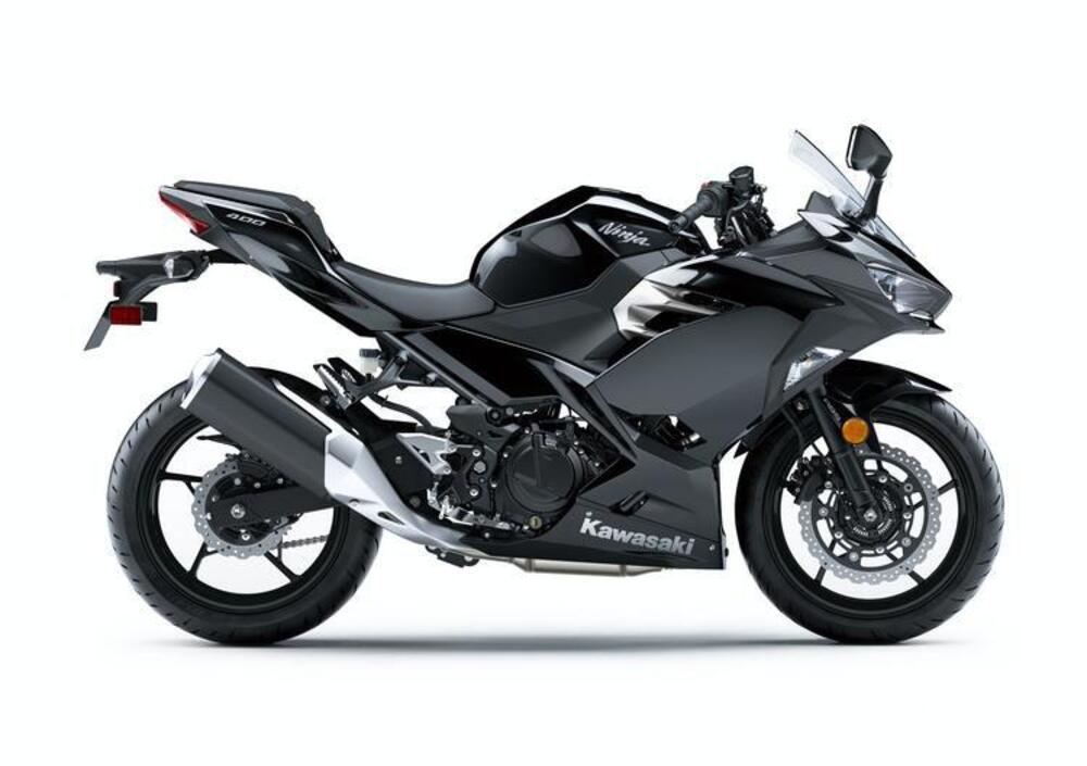Kawasaki Ninja 400 (2018 - 19)