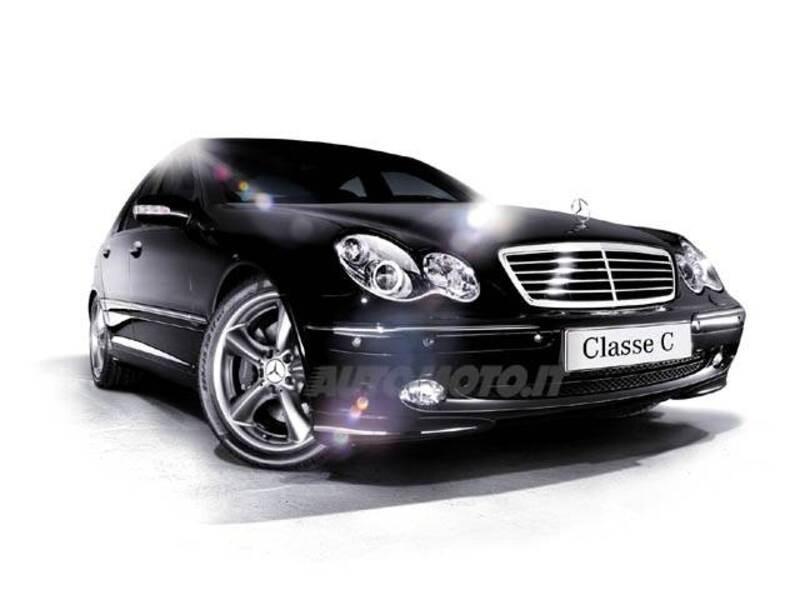 Mercedes-Benz Classe C 200 CDI cat Avantgarde Kubanite