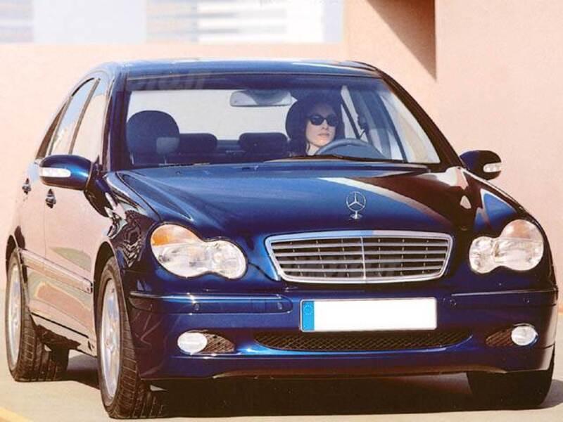 Mercedes-Benz Classe C 200 Kompressor cat Elegance Evo