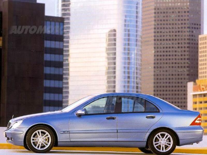 Mercedes-Benz Classe C 200 Kompressor TPS cat Classic