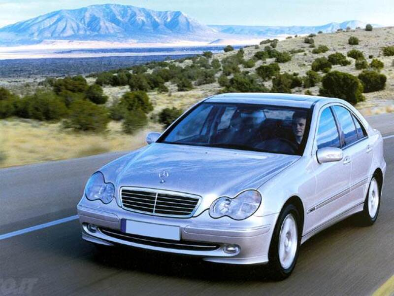 Mercedes-Benz Classe C 270 CDI cat Avantgarde