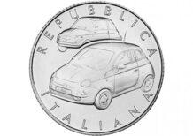 Fiat 500, una moneta celebrativa per i 60 anni