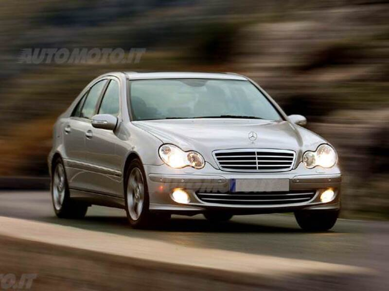 Mercedes-Benz Classe C 270 CDI cat Elegance