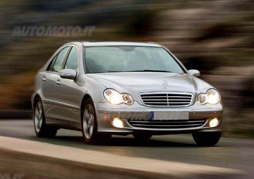 Mercedes-Benz Classe C 320 CDI cat Elegance