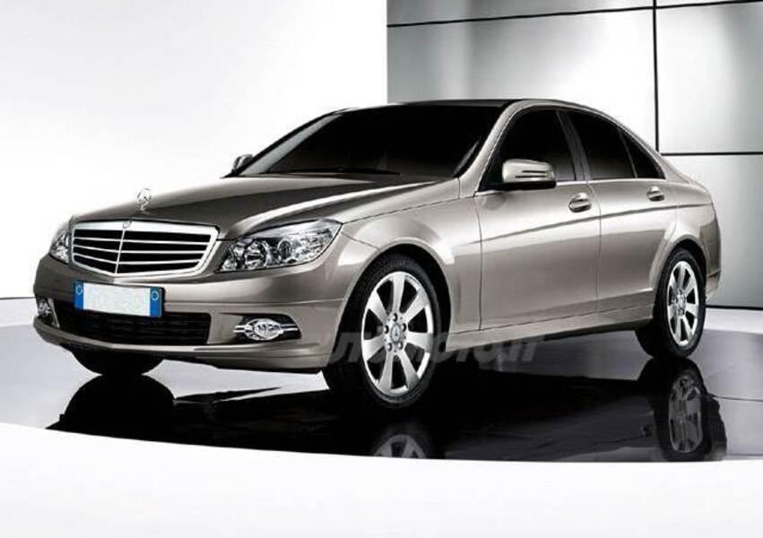 Mercedes-Benz Classe C 180 K BlueEFFICIENCY Avantgarde FIRST