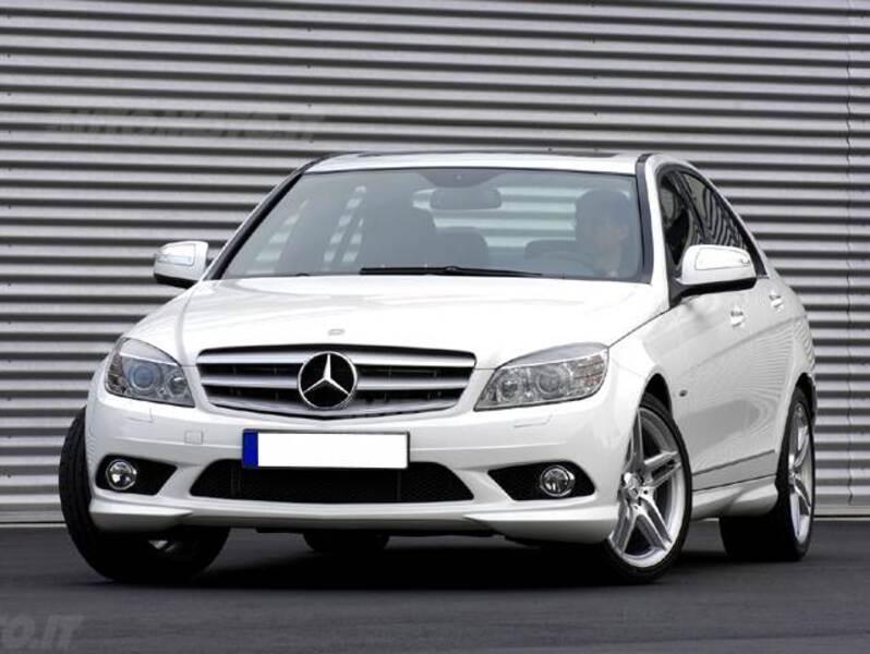 Mercedes-Benz Classe C 180 Kompressor BlueEFFICIENCY Avantgarde