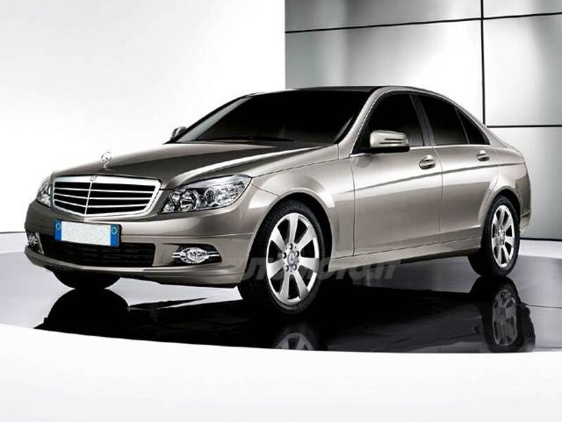 Mercedes-Benz Classe C 200 CDI Avantgarde AMG FIRST