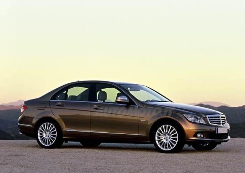 Mercedes-Benz Classe C 200 CDI BlueEFFICIENCY Elegance