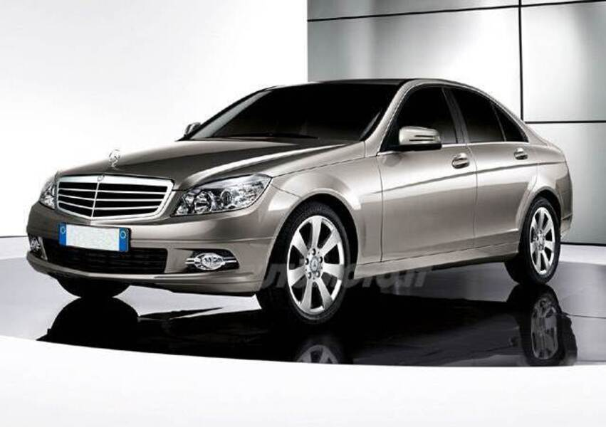Mercedes-Benz Classe C 320 CDI FIRST