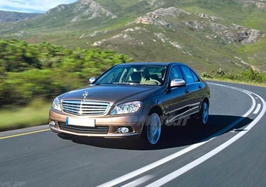 Mercedes-Benz Classe C 350 CDI 4Matic Elegance
