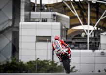 MotoGP Malesia, FP1-2: Dovizioso primo