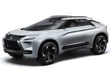 Mitsubishi e-Evolution, il nuovo concept a Tokio