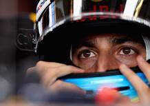 F1, GP Messico 2017, FP2: Ricciardo al top