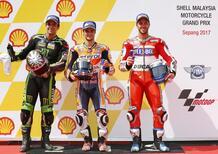 MotoGP 2017. Spunti, considerazioni e domande dopo le qualifiche del GP della Malesia 2017